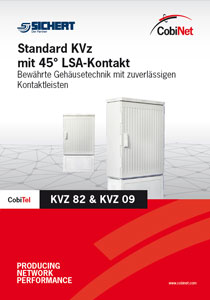 Flyer CobiTel KVZ82