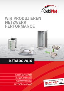 Cobinet Produktkatalog 2016