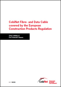 Whitepaper - >Fibre Construction Products Regulation