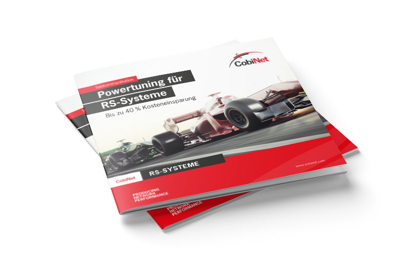 RS-System Broschuere